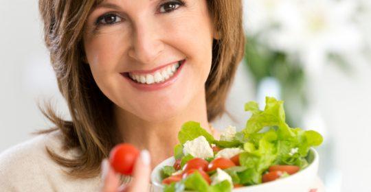 Menos incômodos na menopausa