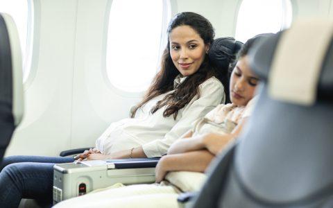Estou grávida, posso viajar?