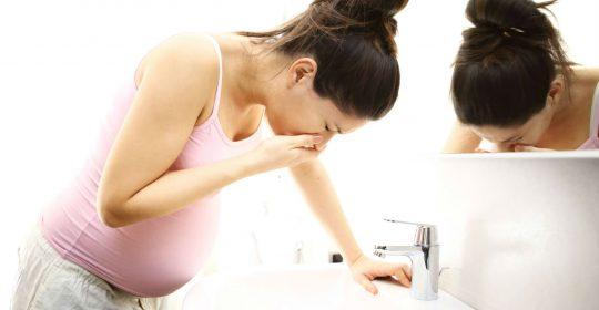 É possível evitar vômitos na gravidez?