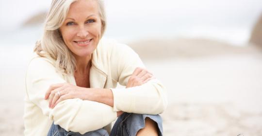 Como fica o sexo após a menopausa?
